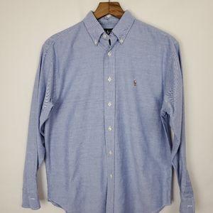 Ralph Lauren 💙  Button Down dress shirt. Size 8
